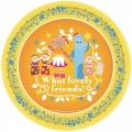 In the Night Garden Plates ~ Deleted